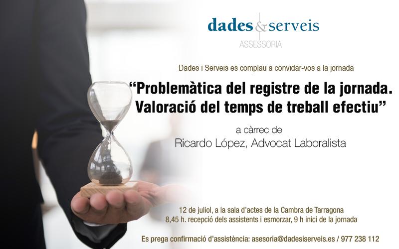 DS Invitació Jornada Laboral 2019