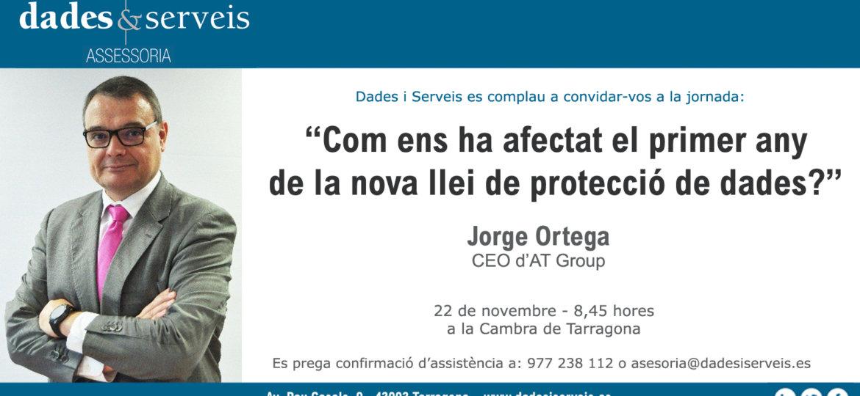 DS Jorge Ortega 2019