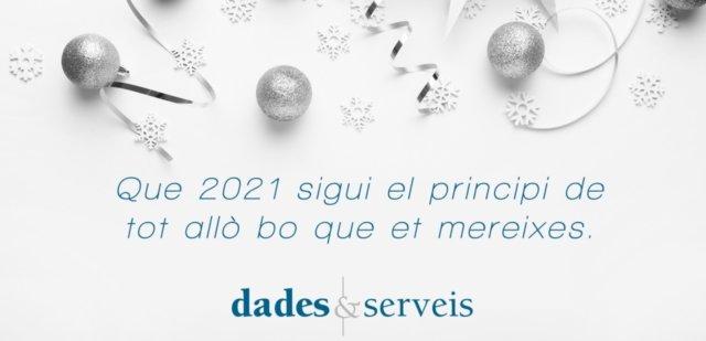 Dades i Serveis Nadal 2020